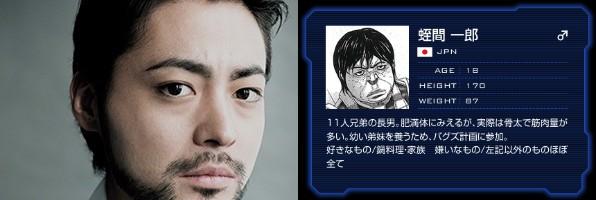 山田孝之 / 蛭間一郎