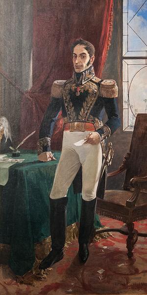 Bolivar_Arturo_Michelena